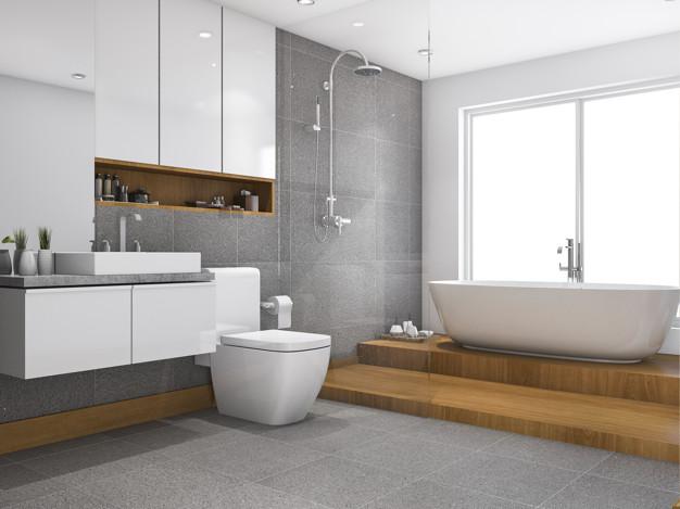 Bathroom Renovations Healthy Homes